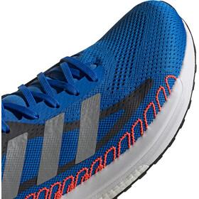 adidas Solar Glide ST 3 Scarpe Uomo, blu/rosso